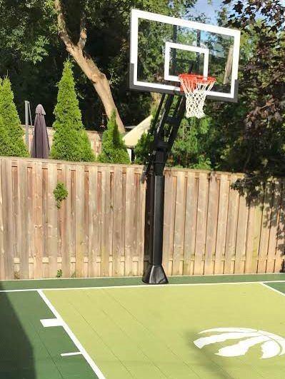 basketball noise